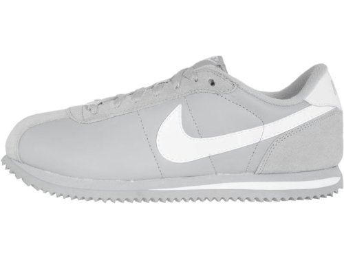 dd0a0e2a ... official nike cortez basic leather 06 mens 316418 009 11 wolf grey white  4d2c2 3d10f