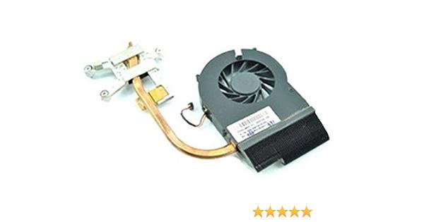 HP 606574-001 Heatsink & Fan Module DV6-3000, DV7-4000 for AMD Notebook Series