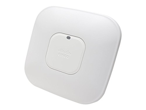Cisco Aironet 3602I Series Access Point - AIR-CAP3602I-A-K9 (Dual-Band Radios 2.4GHz and 5GHz, Controller Required, POE) by Cisco