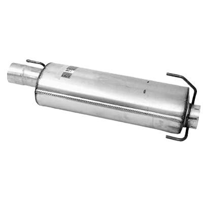 Walker 54637 Quiet-Flow Stainless Steel Muffler Assembly: Automotive