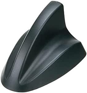 Calearo Shark 2 - Antena de techo (diseño de aleta de tiburón, incluye amplificador para radio y navegador GPS)