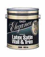 Valspar 1 Quart Satin (Valspar 44-26929 QT 1 quart Clear Base ColorStyle Interior Latex Satin Enamel Wall Pa by Valspar)