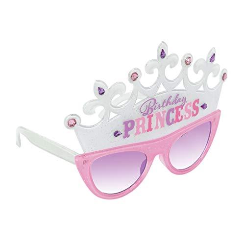 Disney Princess Womens Eyeglasses - amscan Funshades | Princess Collection | Party Accessory
