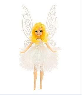 Disney Store Tinker Bell Doll The Arrival White