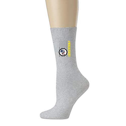 (Unisex Cotton Sock Crew Socks Casual Socks Wisconsin National Guard Members Supporting)