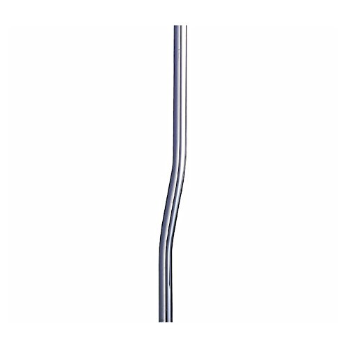 Double Bend Putter Shaft (Apollo Golf Putter Shaft-Double Bend Right Hand Offset Stepped Steel)