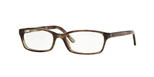 Burberry Women's BE2073 Eyeglasses Spotted Grey - Womens Eyeglasses Burberry