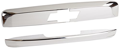 Spec-D Tuning DRH-TAH07RBC Chevy Tahoe Suburban Chrome Tail Gate Handle Covers 2 Pcs.