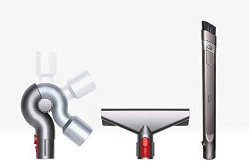 Dyson 968335-01 accesorio y suministro de vacío Stick vacuum Kit de accesorios - Accesorio para aspiradora (Stick vacuum, Kit de accesorios, Metálico, Rojo, Dyson V7, V8, V10): Amazon.es: Hogar