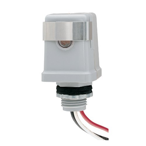 - Intermatic K4123C 208-277-Volt Stem Mount Position Photocontrol by Intermatic