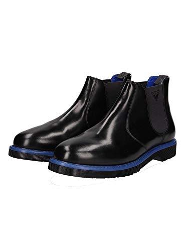 Stivaletti Boot Armani Jeans Nero Chelsea dwEEqpSxC 1b849874de1