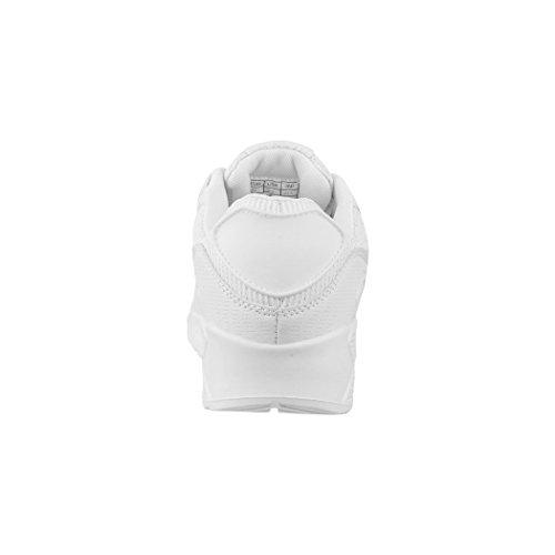 Zapatillas Os White Hombre Glitzer Turnschuhe Paris Unidad Mujer Guantes Ni Chunkyrayan Sport Moda Unisex 1xFqS5Xnw