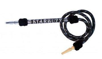 White Starbuzz Hookah Hose by starbuzz