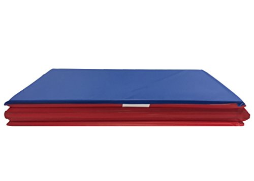 KinderMat 1 inch and 1.5 inch Basic Rest Mat - 4 Section