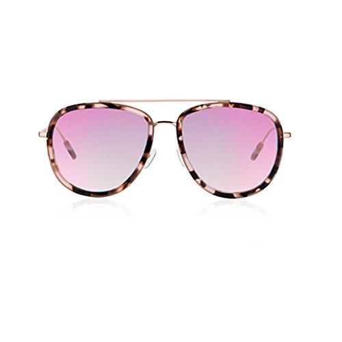 Gafas B De Polarizadas GAOYANG Sol Face Protección Tide UV Color Gafas Summer Gafas Personality De Sol B De Round q4qw7U