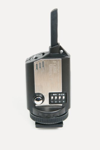 (FlashWave-III Wireless Radio Slave Transmitter (Transmitter unit for Remote Wireless Flash Trigger System) - Transmitter unit)