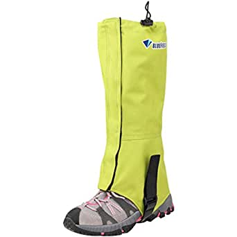 Amazon.com: Hiking Snow Gaiters for Skiing Climbing