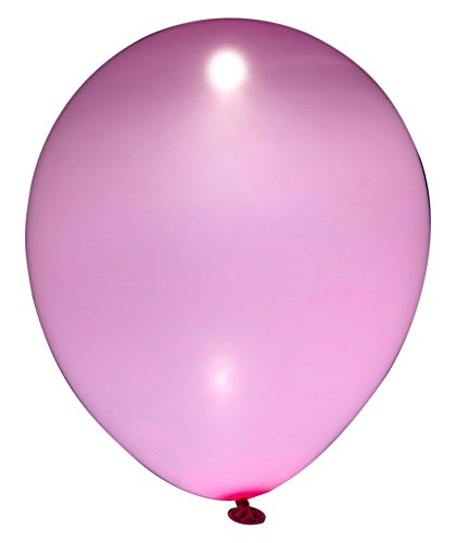 Latex Petal Pink Light Balloons