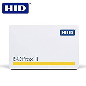RapidPROXTM ISOXT Proximity Card (compare to HID's 1386) from HID Global ASSA ABLOY