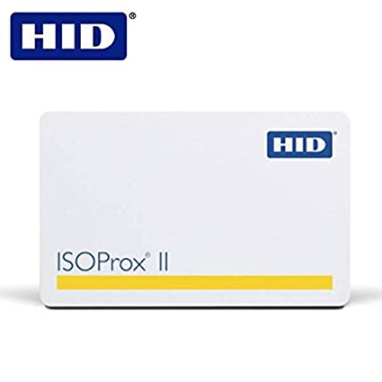 HID 1386LGGMN 1386 ISOProx II Cards (Pack of 100)