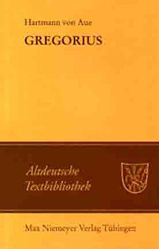Altdeutsche Textbibliothek, Nr.2, Gregorius