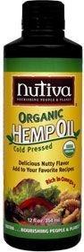 Nutiva Hempseed Oil Og2 24 Fz by Nutiva