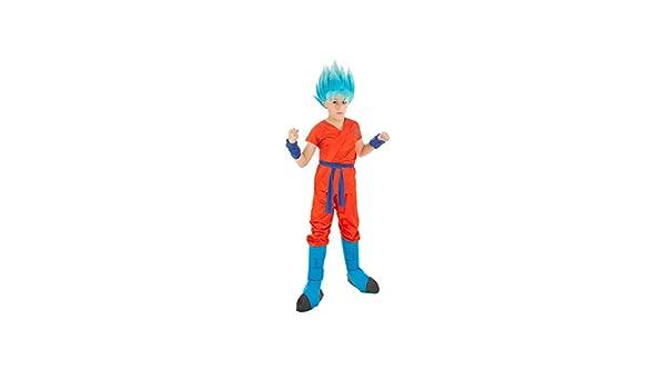 Generique - Disfraz Goku Dragón Ball Z niño 11 a 12 años ...
