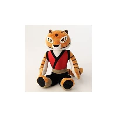 Kung Fu Panda Master Tigress Plush - 14 in. tall by Kohl's: Toys & Games