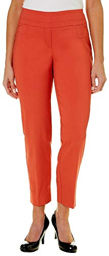 Used, Zac & Rachel Womens Solid Pull On Millennium Pants for sale  Delivered anywhere in USA