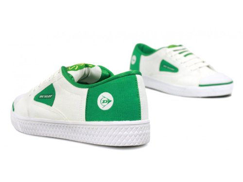 Green Sport Dunlop Flash Green Zapatillas White vdwPxtqU8