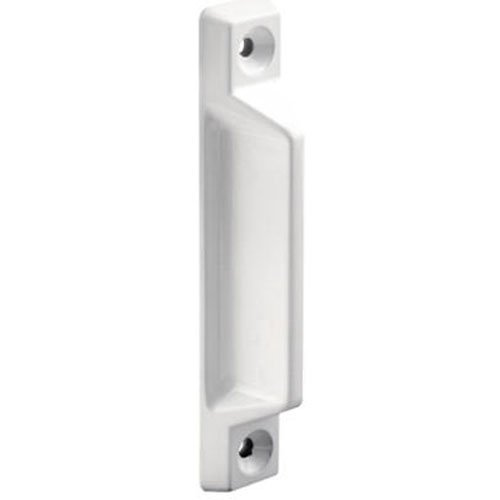 Slide-Co 171568-W Wood Window Sash Lift, Deluxe Style, White by Slide-Co
