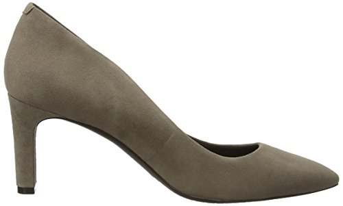 Rockport Damen Total Motion Valerie Luxe Pump Pumps Beige (taupe)
