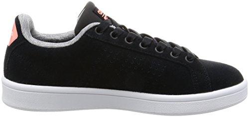 Sneakers Femme Adidas sunglo Advantage Cloudfoam cblack cblack Basses Noir RZnqFxCE