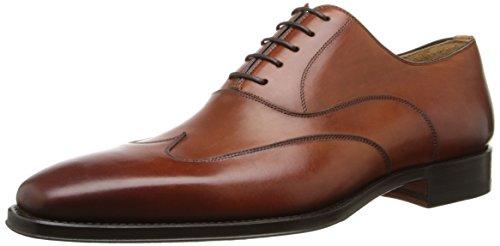 Magnanni Men's Golosalvo Oxford Dress Shoe - Guodi Cognac...