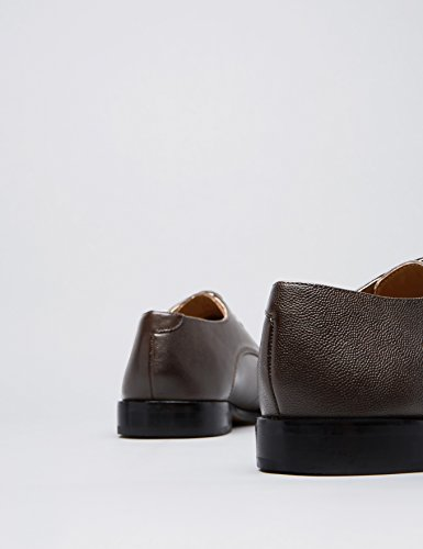 FIND Marron Brown Derby FIND Dark Derby Homme 50RIq