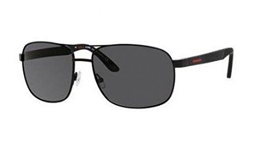 Carrera 8005/S Sunglass-003P Black (Y2 Gray Polarized - Wear Eye Carrera