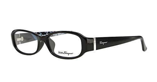 (New Salvatore Ferragamo Rx Eyeglasses - SF2679A 001 - Black (53-15-135))
