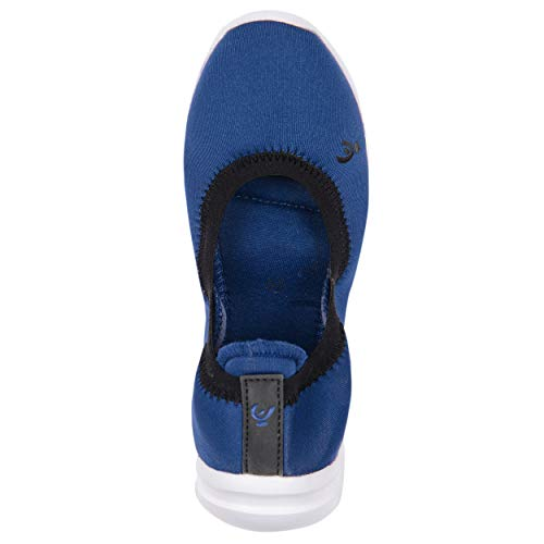Blue Women's Blue Freddy 3proballerina Fitness Shoes 2 5 xIvUqF