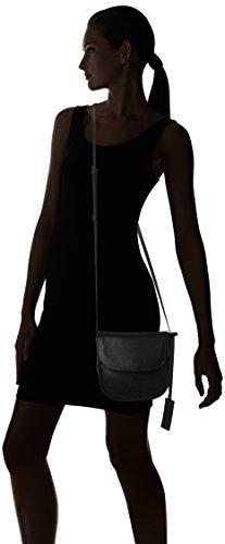 Timberland Tb0m5253 - Bolsos bandolera Mujer Negro (Nearly Black)