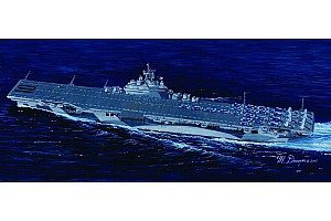 Trumpeter 1/700 USS Yorktown CV10 Aircraft Carrier Model Kit