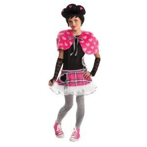 Rubie's Drama Queens Tween Harajuku Girl Costume