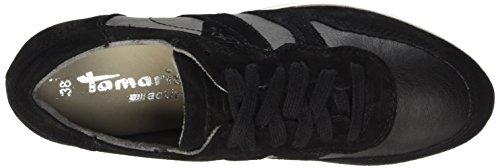Tamaris, Sneaker donna Nero Schwarz (BLACK/BLACK 056) 42 eu