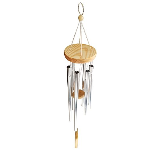 Wind Chimes | Garden Decor with the Gift of Music | Memorial Wind Chimes to Remember Loved Ones | Lasting Memorial Gift | Comes w/ Gift Box | Chimes by Sullivan