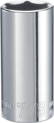 Craftsman 43533-7 MM Socket 6pt STD Metric 3//8 Drive