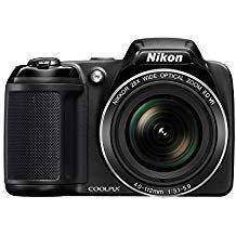 Nikon Coolpiix L340 Cámara digital con ZOOM (Negra)