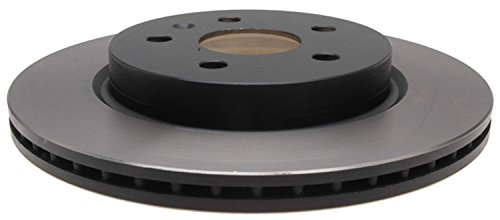 (ACDelco 18A2733 Professional Rear Drum In-Hat Disc Brake Rotor)
