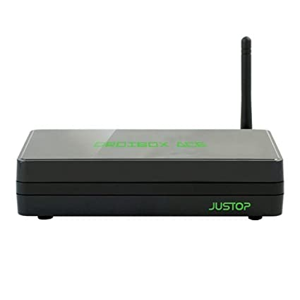 JUSTOP Android 4 2 Smart TV Box ' Droibox Ace ' Bluetooth Edition , Jelly  Bean OS, Allwinner A20 Dual Core CPU, 3D Graphics HD IPTV Player Mini PC