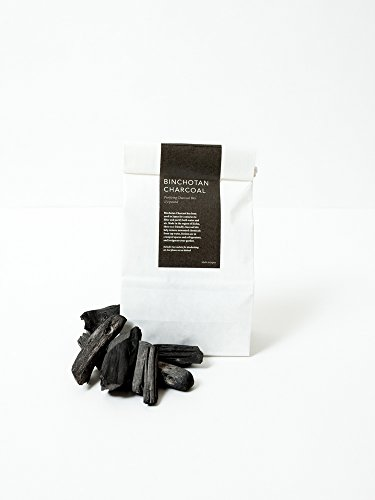 Morihata Binchotan Activated Charcoal Natural Water Purifying Bits by Morihata