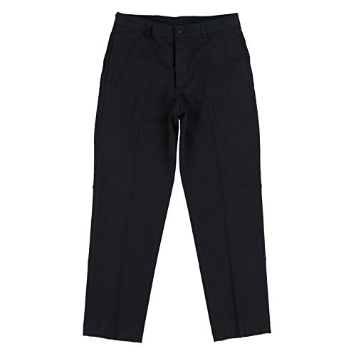 Brooks Brothers Mens Regular Chino Pants (Black, ()