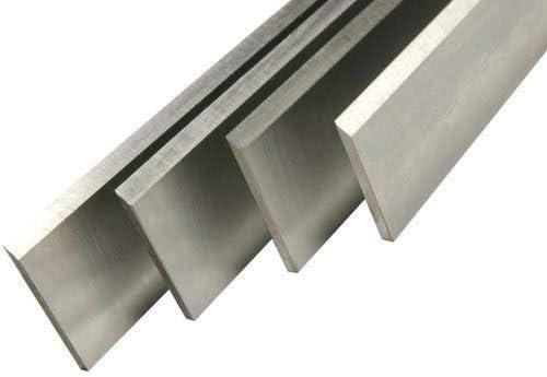 1 Paar 260 x 18 x 3 mm Hobelmesser Passen Schepach HSS/%18